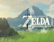 Zelda: Breath of the Wild no llegaría al lanzamiento de Nintendo Switch