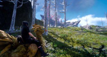 Final Fantasy XV apuesta por PS4 Pro